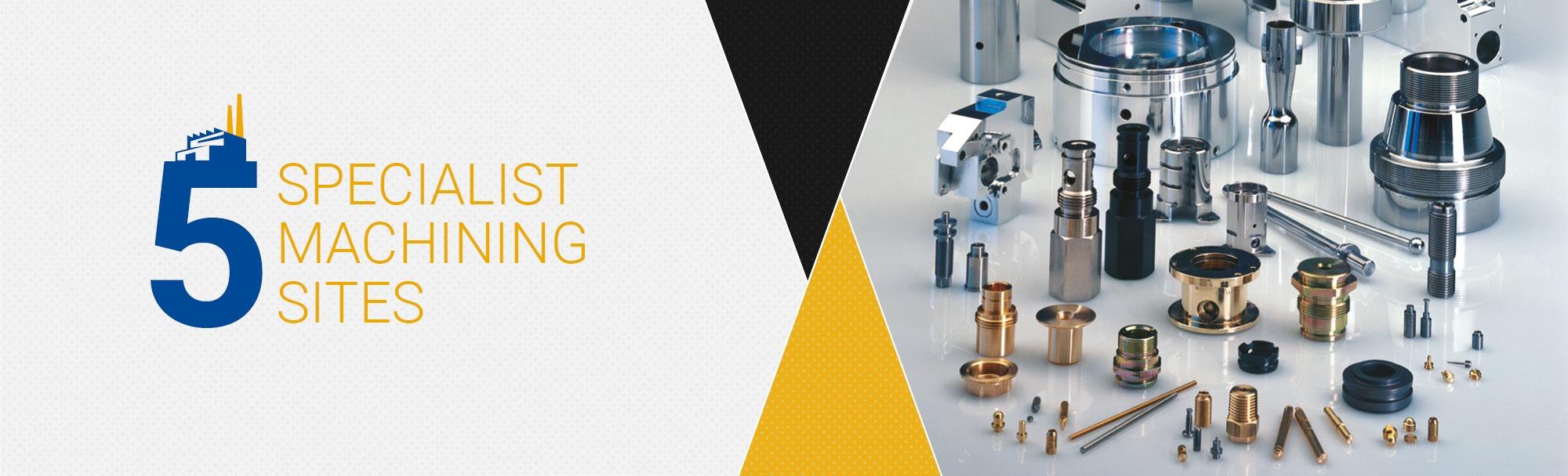 CNC MACHINING SERVICES UK