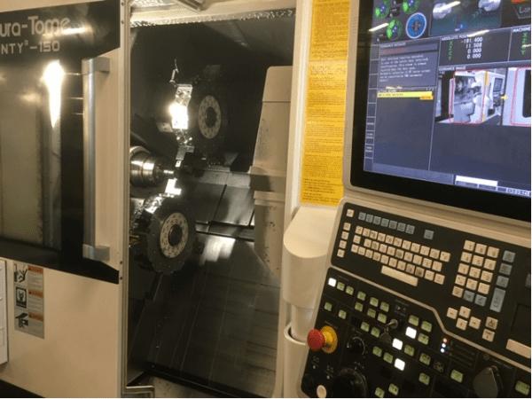 Benefits of multi turret CNC turning